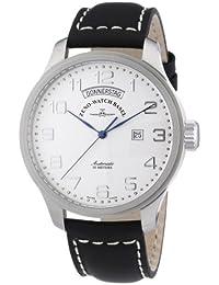Zeno Watch Basel Herrenarmbanduhr Pilot Oversized 8554DD-12-e2