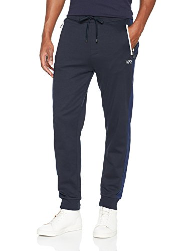 BOSS Tracksuit Pants, Pantaloni Sportivi Uomo Blu (Dark Blue 403)