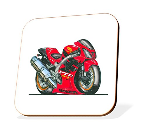 k1374-cst-koolart-gifts-cartoon-honda-vtr-1000-motorcycle-wooden-coaster-for-cups-mugs-motorbike-gif