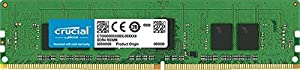 Crucial 4GB DDR4-2666 ECC UDIMM memoria 2666 MHz Data Integrity Check (verifica integrità dati)