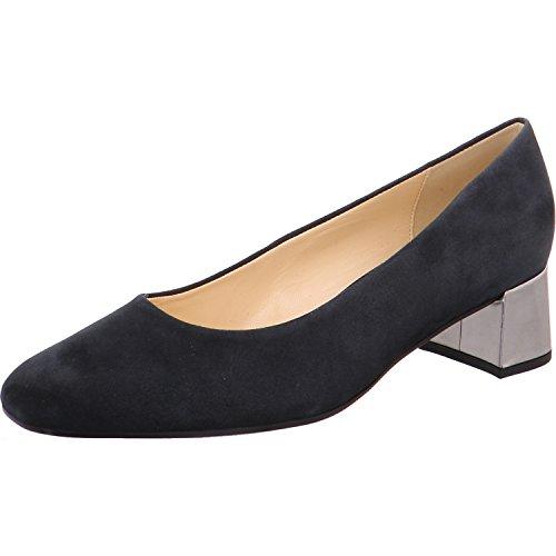 Gabor 75.260-36, Scarpe col tacco donna 36 Blu scuro