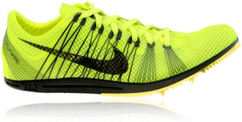 Nike Zoom Matumbo 2 Langstecke Laufen Spikes   Volt/Sequoia/Metallisch Gold  49.5