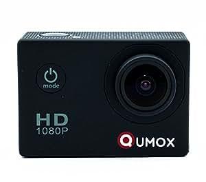 QUMOX @ SJ4000 Schwarz Action Sport Kamera Cam Full HD Video 1080p 720p