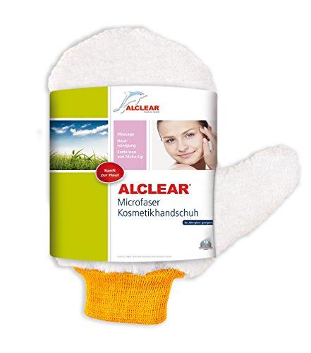 Preisvergleich Produktbild ALCLEAR 200805 Kosmetikhandschuh aus Ultra-Microfaser: Abschminken
