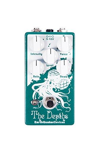 EarthQuaker Devices The Depths · Pedal guitarra eléctrica