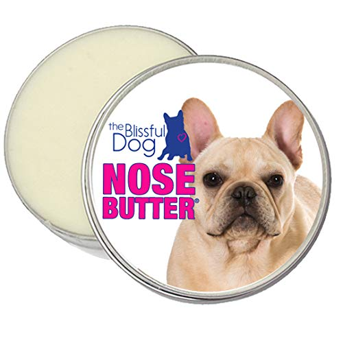 Die Blissful Dog Fawn Französische Bulldogge Nase Butter, 4-Ounce, Not Applicable -
