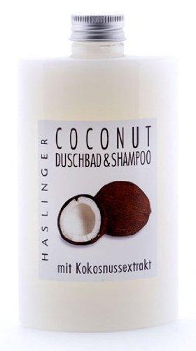 Tropic SPA Coconut Shampoo - Duschbad mit Kokosnussextrakt, 200 ml
