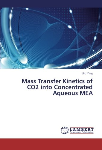 Mass Transfer Kinetics of CO2 into Concentrated Aqueous MEA