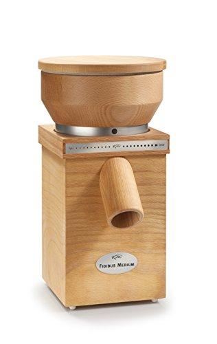 Komo Getreidemühle Fidibus Medium, 360Watt Mahlleistung ca. 100g/min Weizen fein