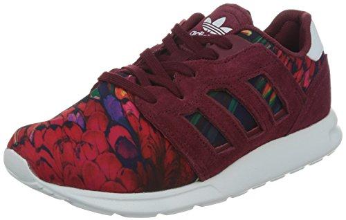 adidas Zx 500 2.0, Baskets mode femme Rouge (Cardinal/Cardinal/Running White Ftw)