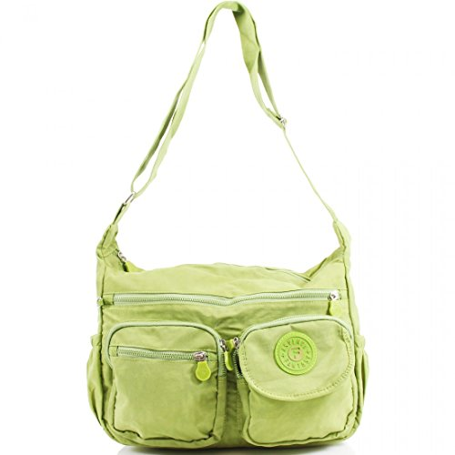 YourDezire , Borsa Messenger  donna Green