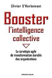 Booster l'intelligence collective : La stratégie agile de transformation durable des organisations (Hors collection)