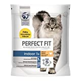 Perfect Fit Cat Indoor 1+ reich an Huhn |1,4kg Katzenfutter