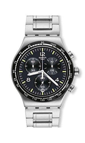 Swatch Night Flight, YVS444G (Aluminium Uhr)