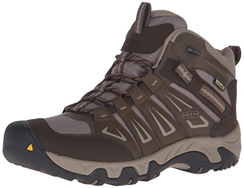 keen-men-oakridge-mid-wp-high-rise-hiking-boots-brown-cascade-brindle-8-uk-42-eu