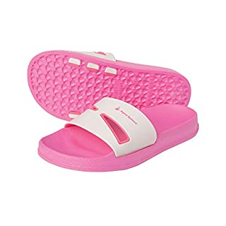 Aqua Sphere Girl's Bay Water Shoes-Pink/White, Size 30