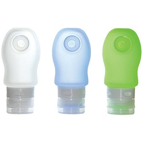 41L%2B8gn56bL. SS500  - TREKMATES Silicone Travel Bottles