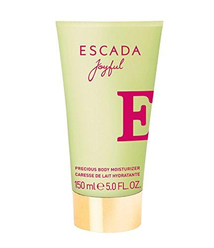 Escada Joyful femme/women, Precious Body Moisturizer, 1er Pack (1 x 150 ml)