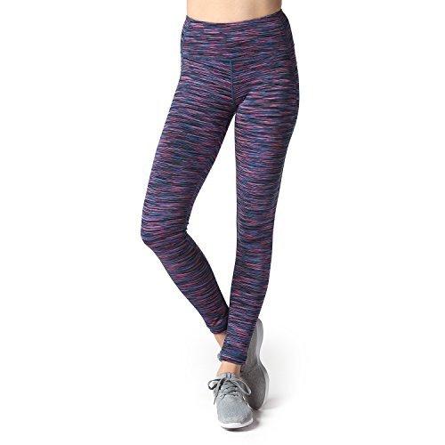 Lapasa Yoga Pantalones de Deporte para Mujeres Leggings Bolsillo Ocult