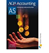 AQA Accounting AS Student's Book by Hailstone, Peter ( AUTHOR ) May-12-2008 Paperback