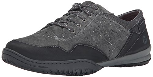Merrell Albany Lace, Women's Lace-Up Trainer Shoes - Granite, 5 UK