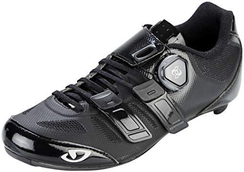 Giro Women's Raes Techlace Road Cycling Shoes, Black, Size 37.5 37 EU
