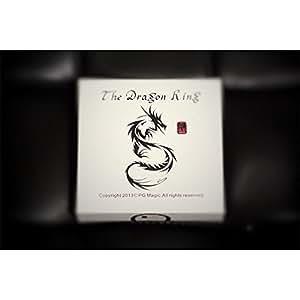 MMS The Dragon Ring 23mm (All gimmicks and DVD) by Pangu Magic - Trick by Murphy's Magic Supplies Inc.