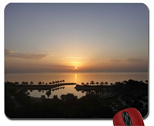 sunrise-view-from-sheraton-hotel-mouse-pad-computer-mousepad