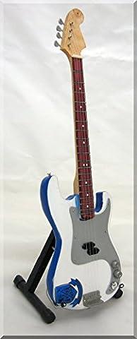 STEVE HARRIS Miniature Mini Bass Iron Maiden Fender Precision