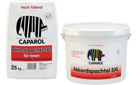 caparol Caparol Akkordspachtel SXL 25,0 kg Eimer 25 KG
