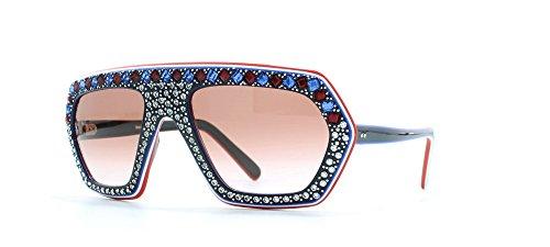emilio-pucci-damen-sonnenbrille-blau-blue-red-white