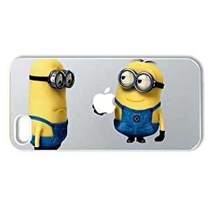 CoverMonster Despicable me hard couverture coque pour Iphone 5 5S, Minions hard couverture coque pour Iphone 5 5S