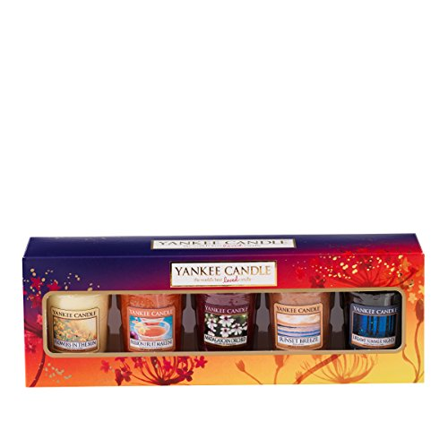YANKEE CANDLE Warm Summer Nights - Vela votiva