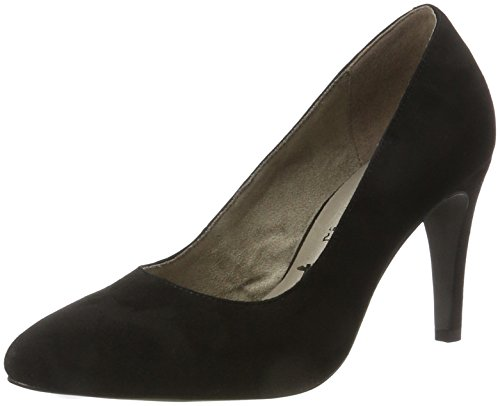 Tamaris Damen 22473 Pumps, Schwarz (Black), 39 EU