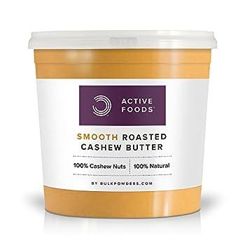 Bulk Powders  Beurre de Cajou Doux 1 kg