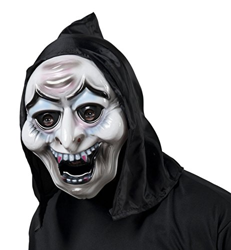 Widmann Aufblasbare Hexe Maske