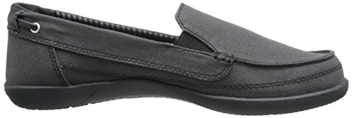 Crocs Walu Tela Loafer Black/black