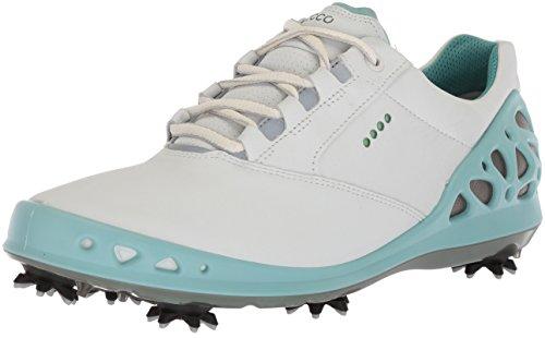ECCO 102023, Scarpe da Golf Donna Bianco Bianco (Blanco 59779) 37 EU