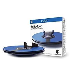 3dRudder para PlayStation VR – PlayStation 4 [Edizione: Spagna]