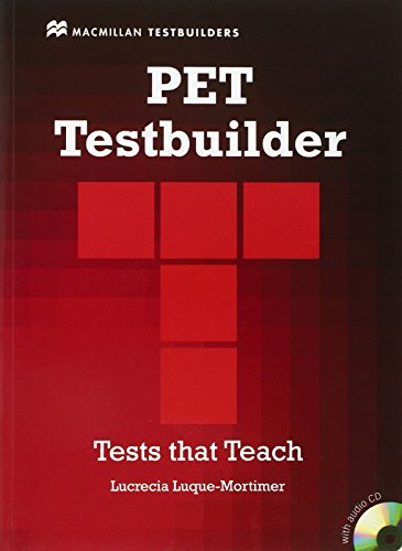 Pet testbuilder. Student's book. Con Audio CD. Per le Scuole superiori