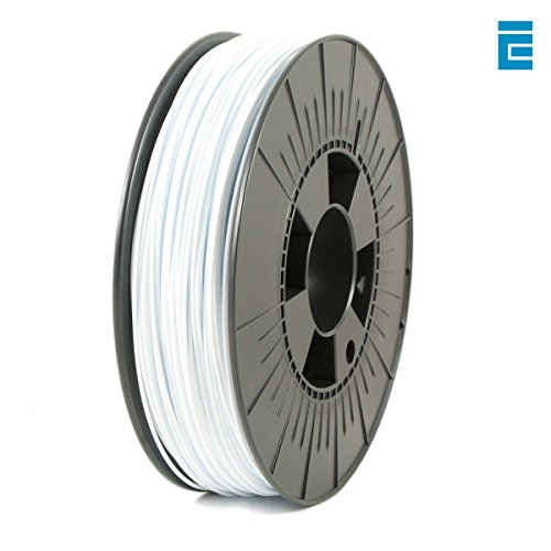 ICE Filaments ICEFIL1PET155 PET filament, 1.75mm, 0.75 kg, Wintershine White