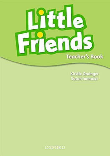 Little Friends. Teacher's Book