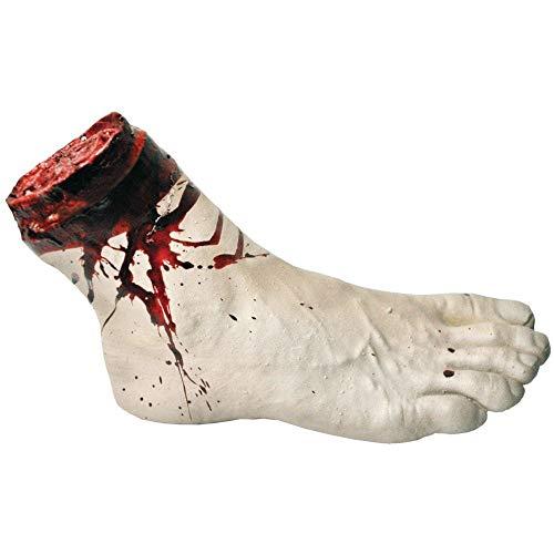 Distortions Unltd Halloween Party Cut Off Foot Light