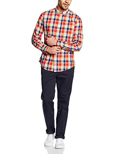 Dockers D1 Field-Slim, Pantalon Homme bleu foncé