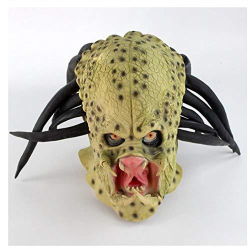 Cute Alien Kostüm - YAX Masken Latex Film Alien Predator