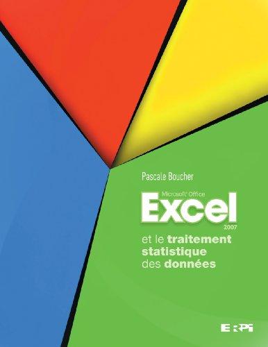 Excel et le traitement statistique des données