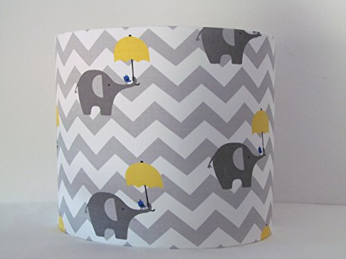 handmade-grey-and-yellow-elephant-zig-zag-chevron-lampshade-lightshade-choice-of-colours