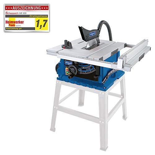 Scheppach Tischkreissäge HS105 Variante (HS105 ohne Untergestell)