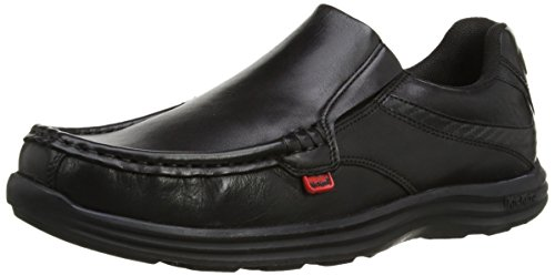 Kickers Reasan, Men's Loafers, Black, 8 UK (42 EU)