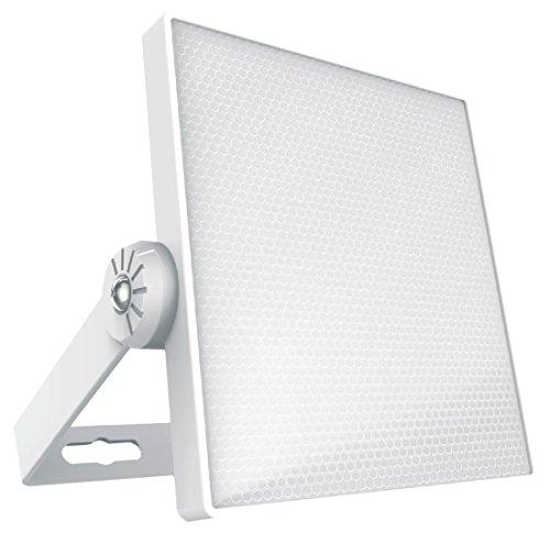 Kai - 56000 - Projecteur LED fin 10W - Blanc Projecteurs à led 12,1 x 3,8 x 17,1 Bianco